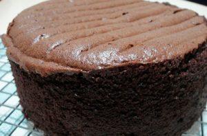 Receta pastel de chocolate facil y rapido