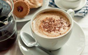 Como hacer café capuchino casero