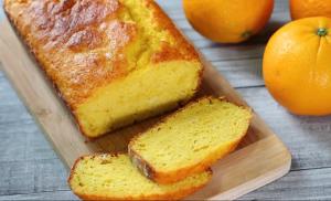 Receta para queque de naranja casero y esponjoso